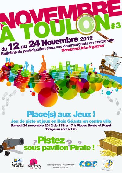 Novembre à Toulon