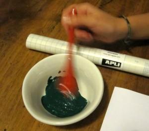 Ticket à gratter - Le mélange à mixer