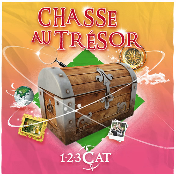Chasses au trésor - 123 CAT