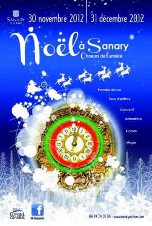 Noël à Sanary-sur-Mer