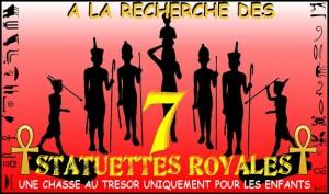 Les 7 statuettes royales