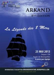 Arkand - La légende des 8 mers