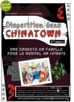 Paris - Disparition dans Chinatown