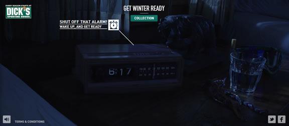 Get Winter Ready - Jeu d'objets cachés et boutique en ligne