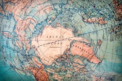 Pôle Nord - Arctique