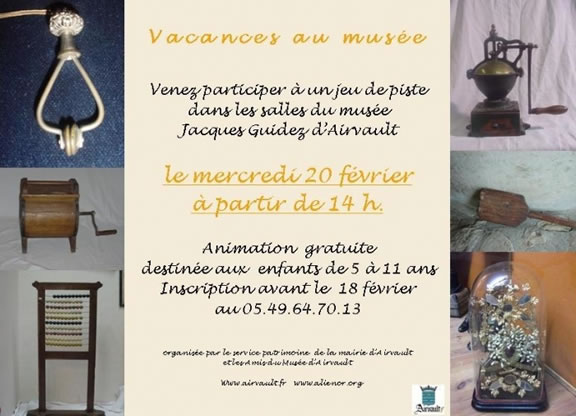 Musée Jacques Guidez d'Airvault