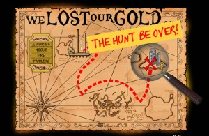 New-York - We lost our gold