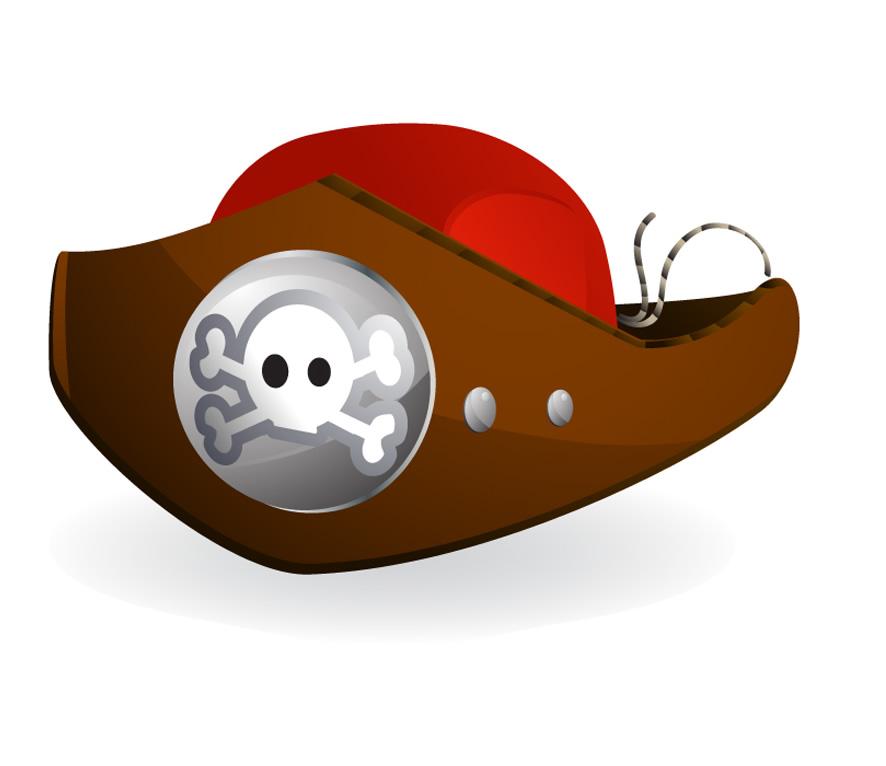 Chapeau pirate