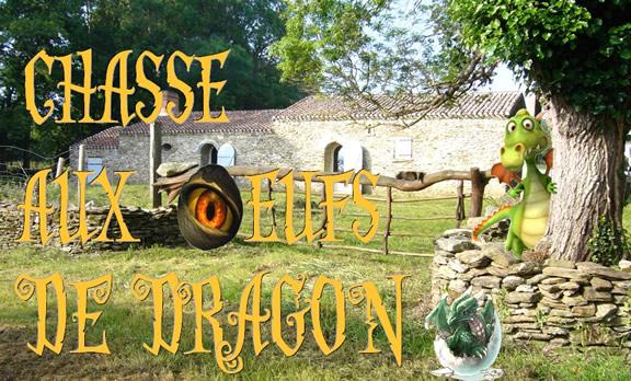 JRTM - Chasse aux oeufs de Dragon à la Petite Maison dans la Prairie