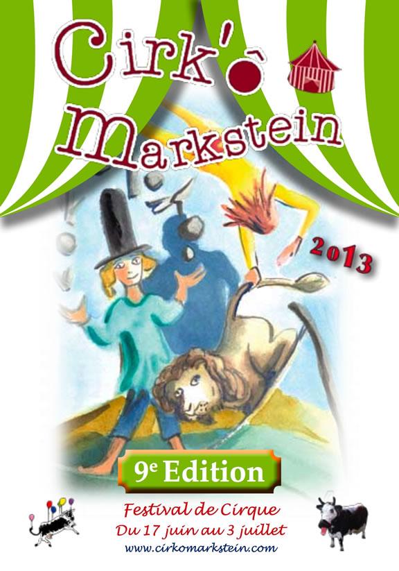 Cirk'ô Markstein 2013
