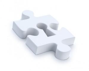 Clé - Puzzle - Serrure
