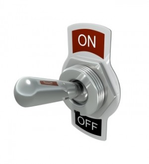Interrupteur - On - Départ