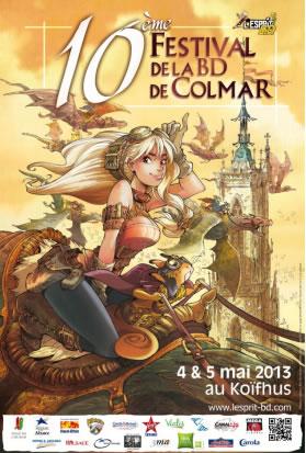 Festival de la BD de Colmar 2013