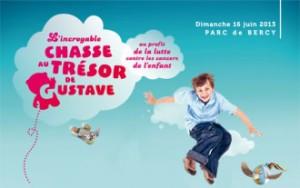 L'incroyable chasse au trésor de Gustave