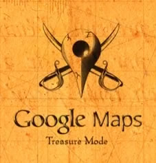 Treasure Map Google