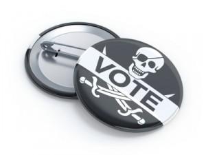 Vote - Sondage - Pirate