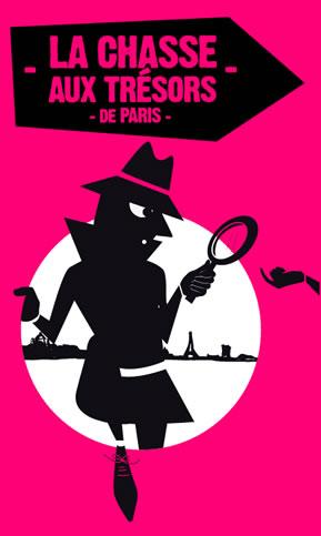 La Chasse au Trésor de Paris 2013
