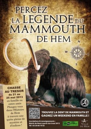 La Légende du Mammouth de Hem