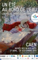 Normandie Impressionniste : chasse au trésor à Caen - Un été au bord de l'eau