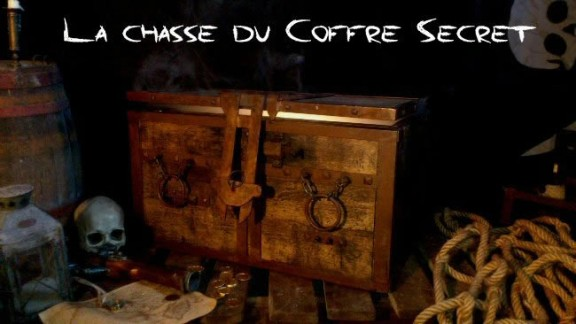 Coffre Secret