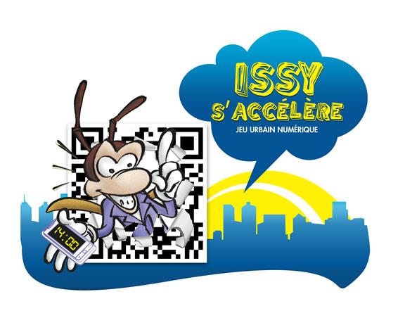 Jeu de piste sur smartphone à Issy-les-Monlineaux