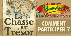 La chasse aux trésors BEL RTL avec Durbuy Adventure