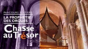 Poitiers - La prophétie des orgues