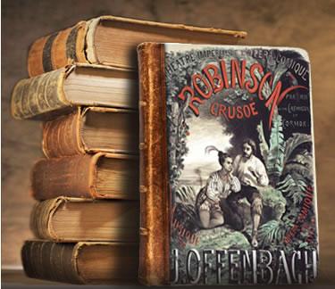 Robinson Crusoe - Hachette Livre - BNF