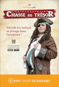 L'extraordinaire chasse au trésor - Lyon Saint Exupery