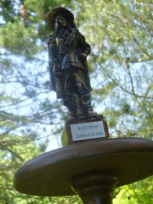 Chasse au trésor Ciste Spéciale année 2012