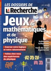 La recherche - Jeux de mathématiques et de physique