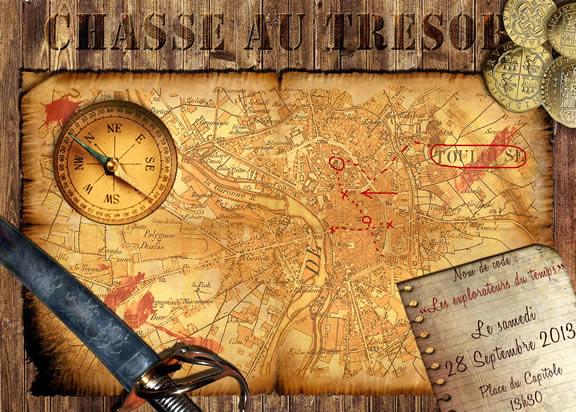 Toulouse - Capitole - Les explorateurs du temps