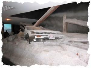 Etrange voiture