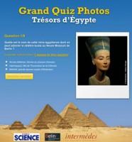 Pour la Science - Trésors d'Egypte