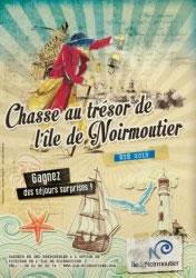 Chasse au trésor de l'île de Noirmoutier