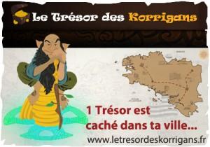 Le Trésor des Korrigans