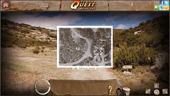 France Quest Adventure