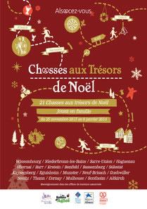 Kaysersberg - chasse au trésor de Noël