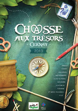 Cernay - Chasse au trésor - Brille de mille feux
