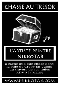 NikkoTab - Quelque chose est caché à Crépy-en-Valois