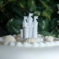 Gâteau Château Anniversaire