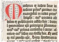 Bible de Gutenberg de 1455