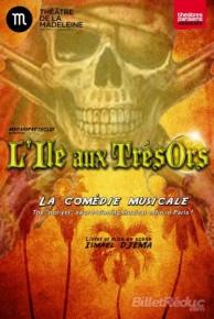 L'île aux trésors - Comédie musicale