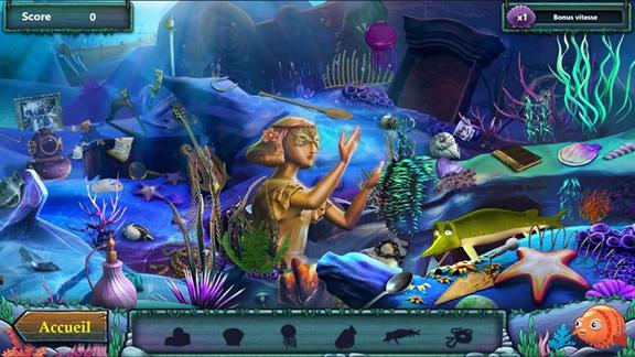 Disney The Little Mermaid Undersea Treasures
