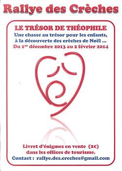 Rallye des crèches - Gramat - Le Trésor de Théophile