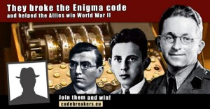 Codebreakers.eu - The web cryptology game