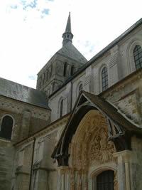 Abbaye - Saint-Benoît-sur-Loire