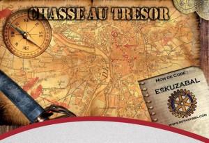 Le trésor d'Eskuzabal - Rotary BBA