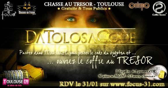 Da Tolosa Code