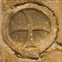 Templiers - Croix templière